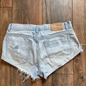 One Teaspoon Shorts - One Teaspoon Bandit Shorts